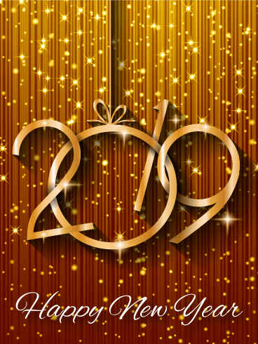 happy new year quote new year ecard hd gold quotes